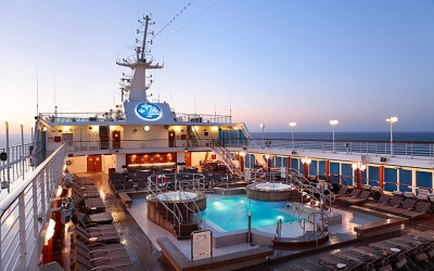Boutique cruising with Azamara Journey