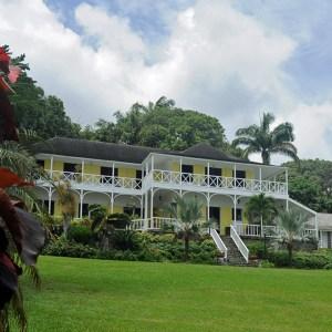 Ottley's Plantation Inn, St Kitts