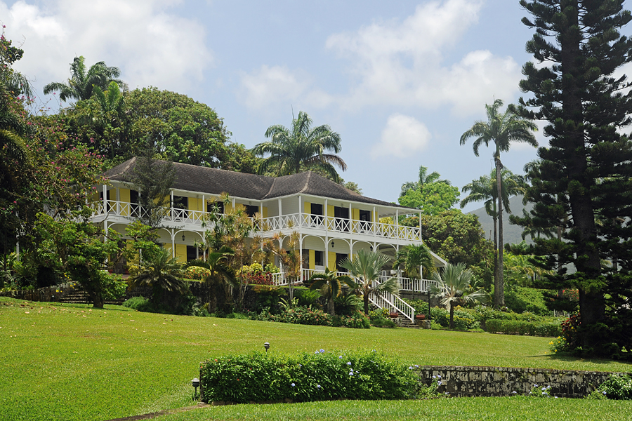Ottley's Plantation Inn, the perfect Caribbean retreat