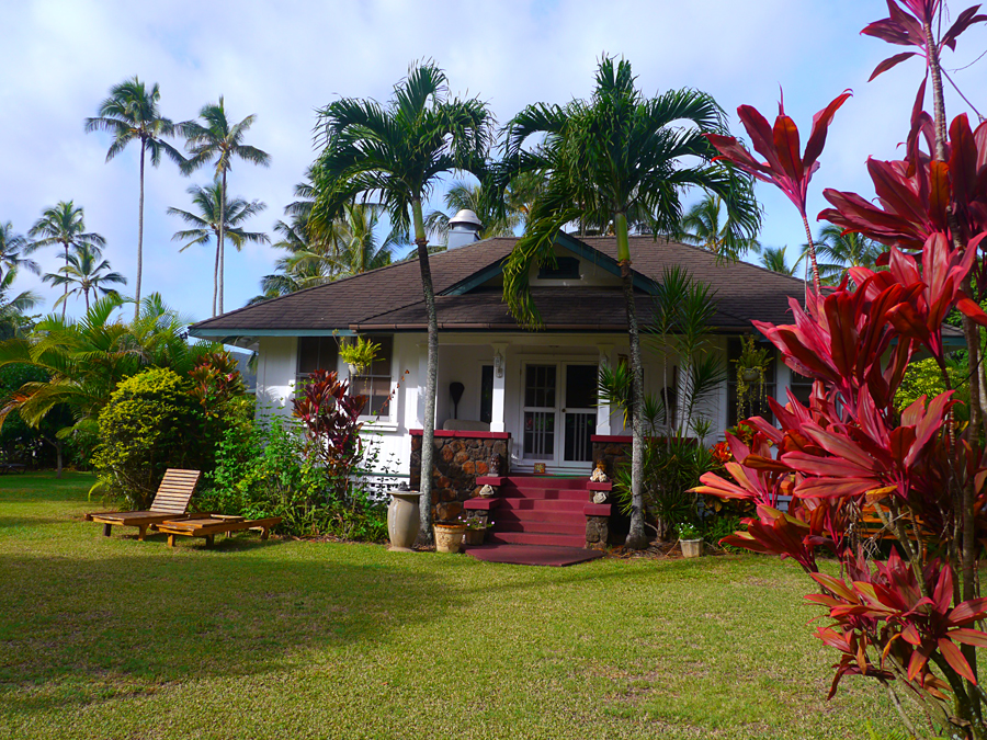 Fern Grotto Inn, idyllic self-catering cottages in Kauai, Hawaii