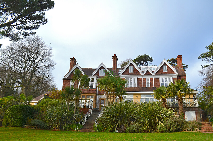Orestone Manor, Devon