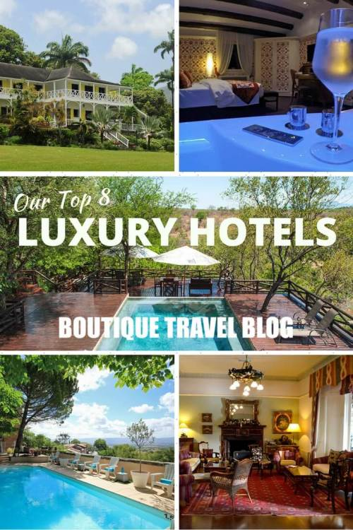 Boutique Travel Blog's favourite 8 hotels from a year of travel