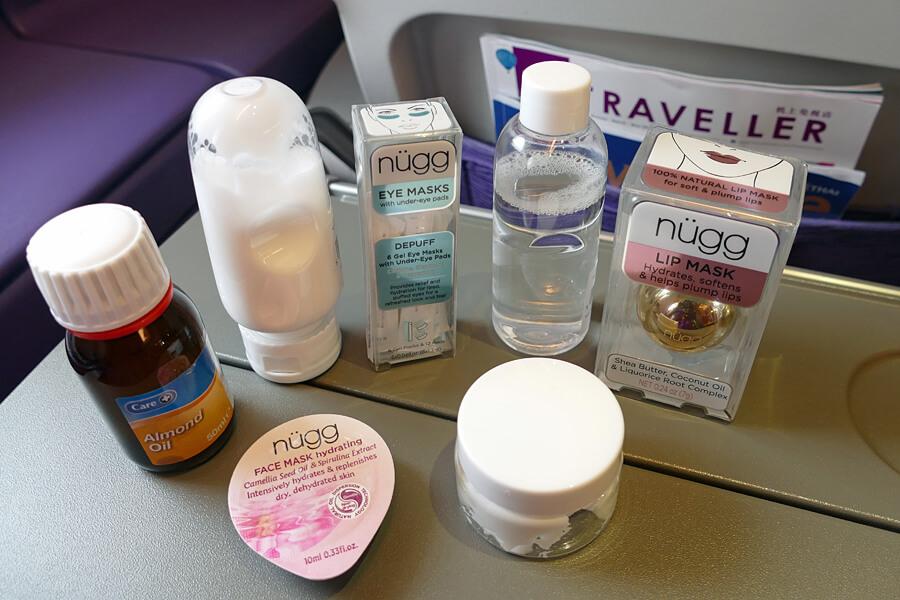 My top ten beauty tips for long haul flights