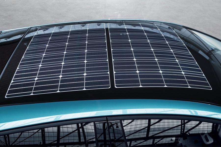 Prius Plug-in Hybrid Solar Panels