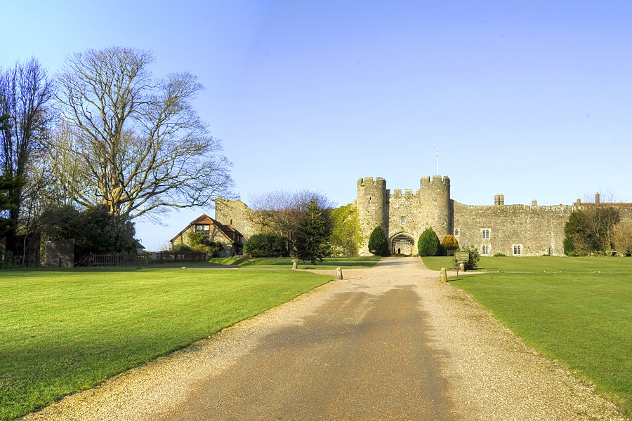 Amberley Castle, Amberley, West Sussex, England