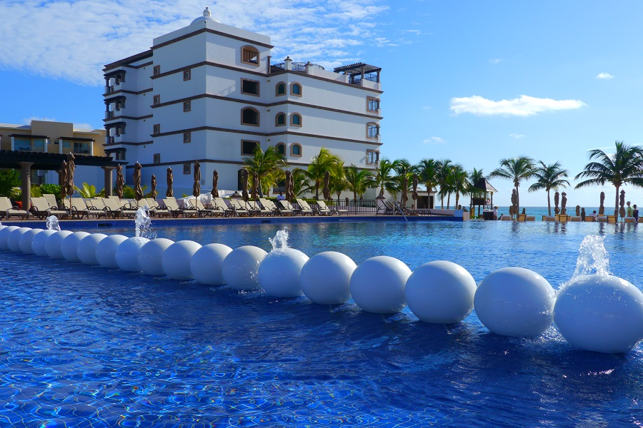 Top romantic hotels - Grand Residences Riviera Cancun, Puerto Morelos, Mexico
