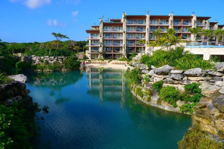 Hotel Xcaret México - one offour unique destinations for the perfect spring break
