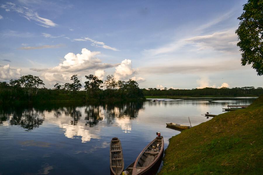 Cruising Peru's Amazon