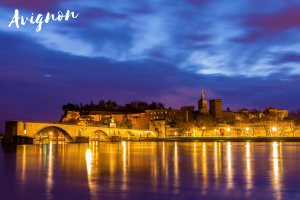 Avignon, one of our top 10 places to visit in the south of France