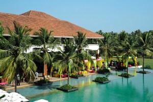 Alila Diwa, a luxury 5 star hotel in south Goa