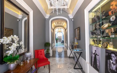 The Saint John: History and luxury in the heart of Valletta, Malta