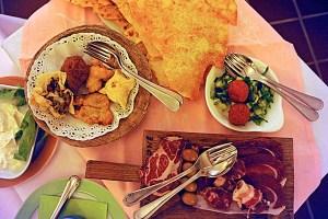 Su Gologne Sardinian Feast