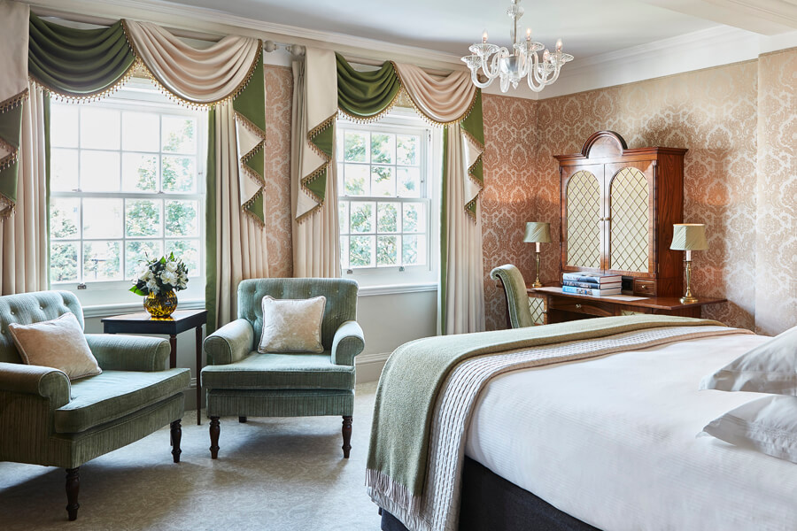 The Goring, London, one of th etop luxury hotels in central London