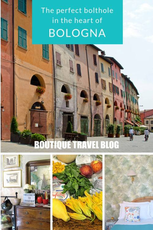 L8 Boutique Apartments, the perfect bolthole in Bologna, Italy