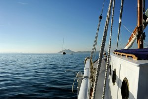 Vintage yacht, Mallorca | Travel in style