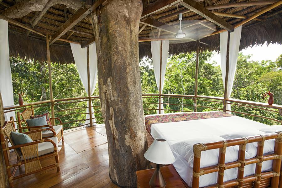 Treehouse Lodge, Peru