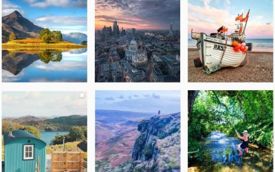 Top 10 influencers to inspire your next UK holiday