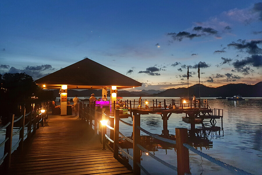Bacau Bay Resort Coron, Philippines, the gateway to natures wonders in Palawan