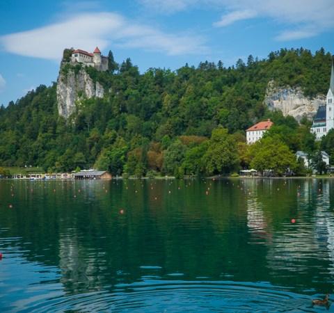 Château de Bled - Slovénie