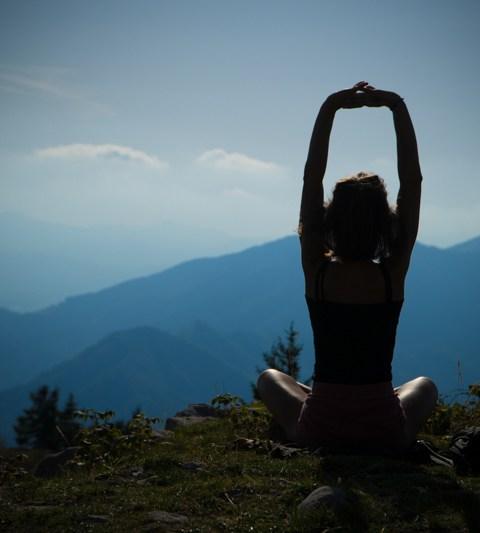 Velika Planina méditation