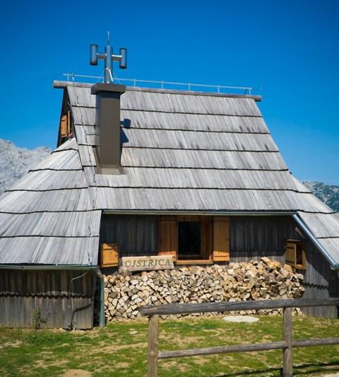 Maison de la Velika Planina