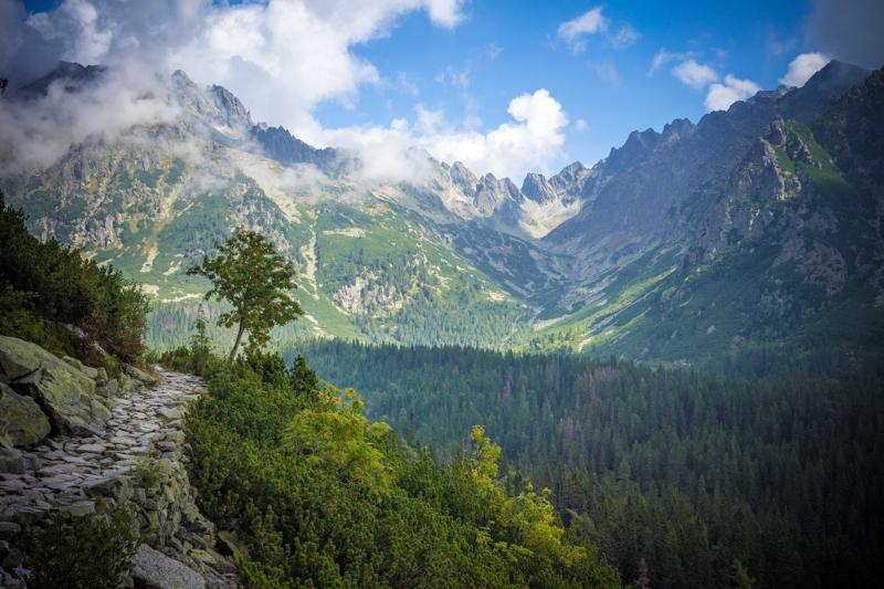 Slovaquie : Tatras