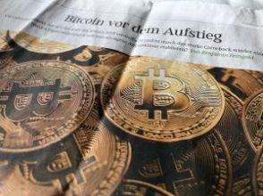 Bitcoin Bild FAZ Verlagsbeilage