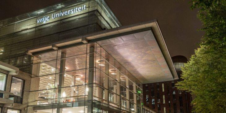 Duurzaam onderwaterbeton voor nieuw VU-gebouw
