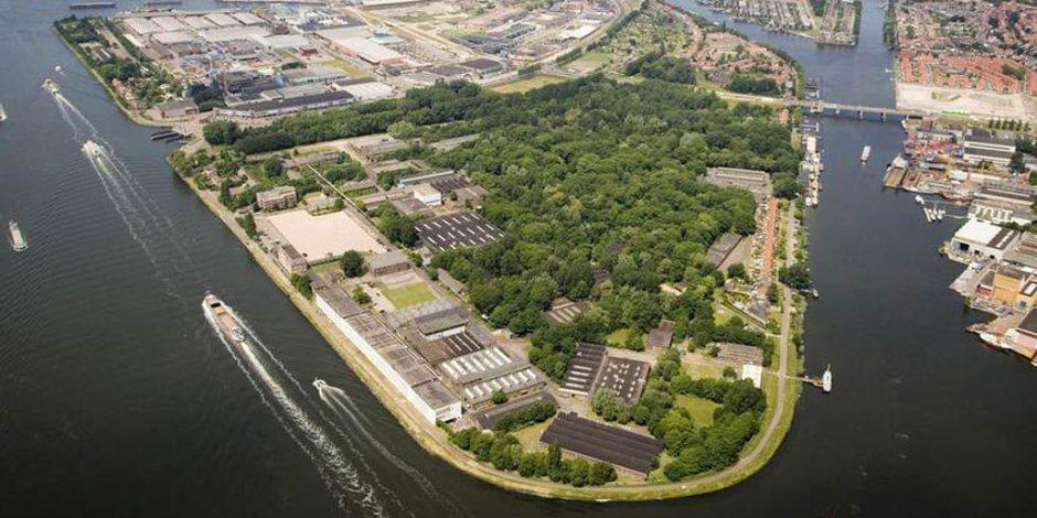1000 woningen op Hembrugterrein Zaandam