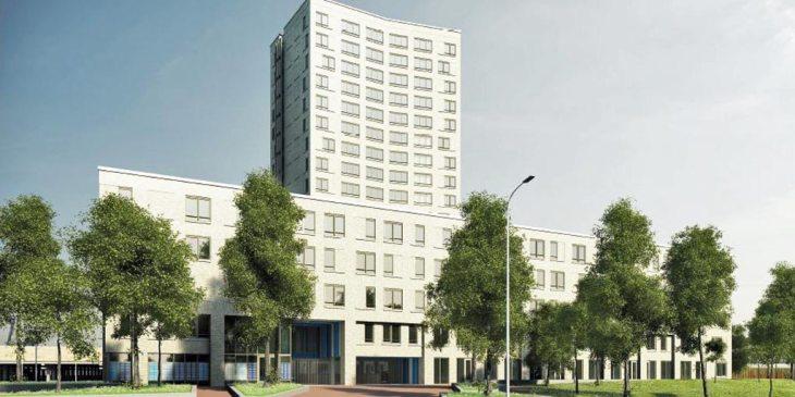 Camelot bouwt 285 appartementen in Delft