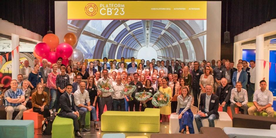 Handvatten voor circulair bouwen van Platform CB'23