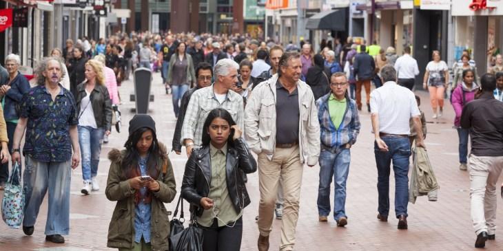 Steden en randgemeenten gaan groeien