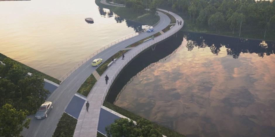Circulaire bruggen gemaakt van Almeerse reststromen