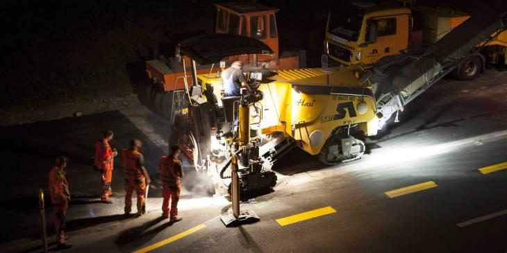 Extra geld en versnelling voor infraprojecten - Wintertijd Zomertijd
