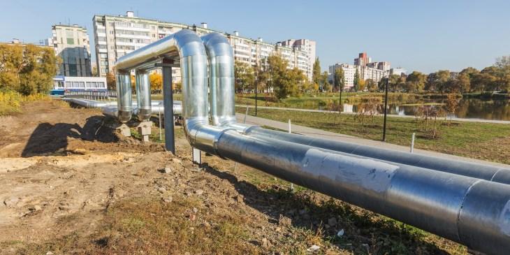 Warmtenet met warmte uit rioolwater voor Amsterdamse woningen