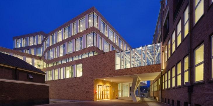 Nieuw duurzaam stadhuis Hengelo