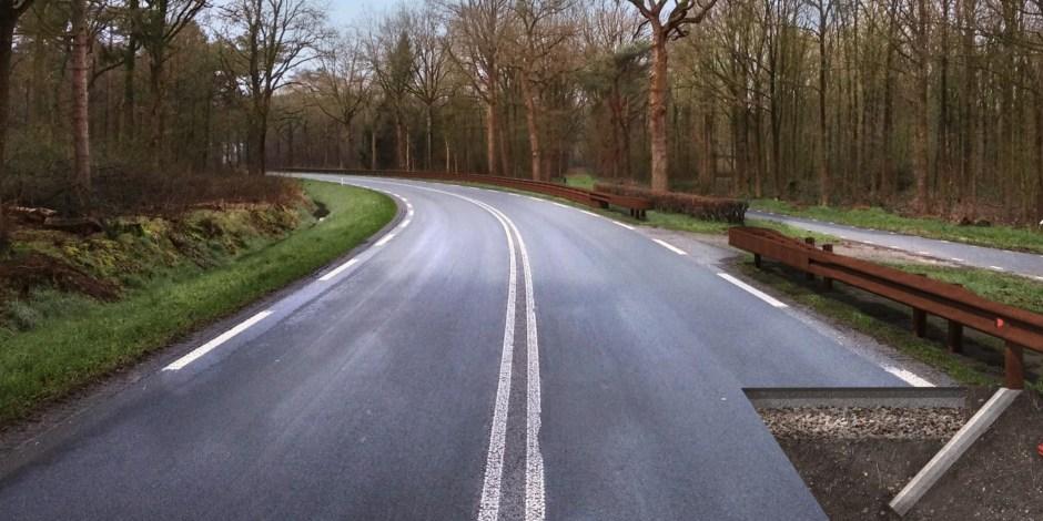 Verkeersveiligheid vergroot door duurzaam geleiderailontwerp