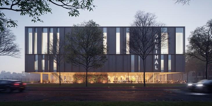 Start aanbesteding indoorsportcomplexen in Leiden