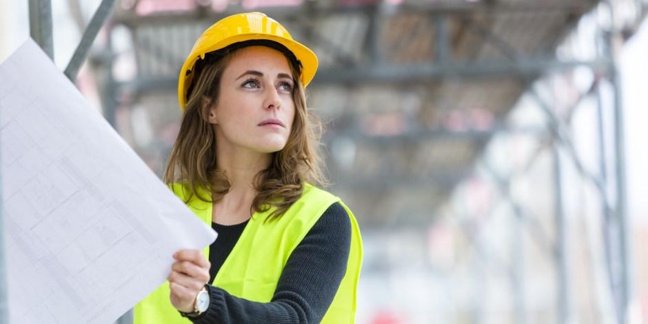 """""""Tijd dat mannen in de bouw aan vrouwen gaan wennen"""""""