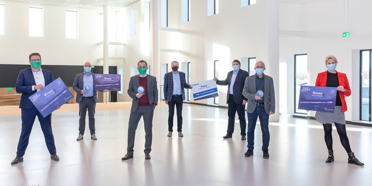 Infratech Innovatieprijs 2021-winnaars bekendgemaakt