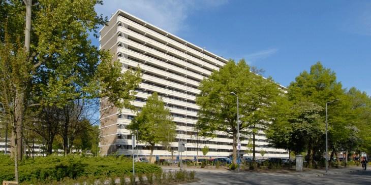 Onderhoud en verduurzaming ERA-flats in Rotterdam-Ommoord