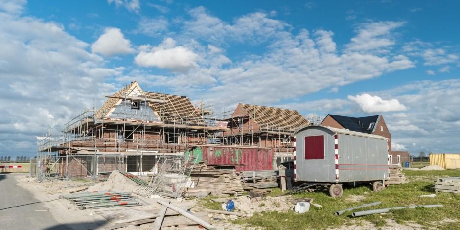 Bouwstenen voor het Deltaplan voorziet grootschalige woningbouw in Noordelijke provincies