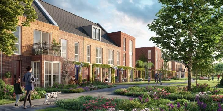 BPD ontwikkeld mee aan de 4.000 woningen in wijk Westergouwe Gouda