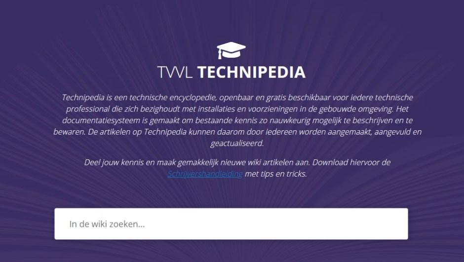 Technipedia de nieuwe technische Wikipedia