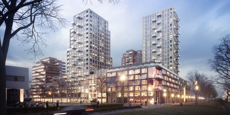 Rivium District Rotterdam krijgt 5.000 stadswoningen