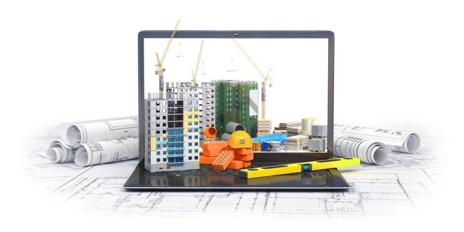 Tempo digitalisering in de bouw neemt af