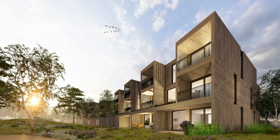 Project - Prefab woningen in Rivierduinen, Silvolde
