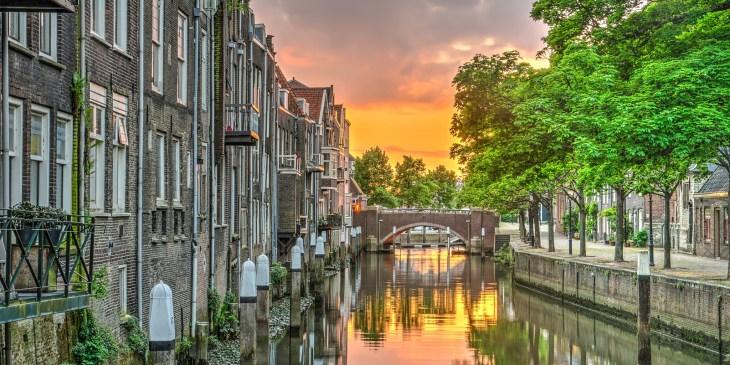 Groene Cirkels voor groenere en gezondere steden in Zuid-Holland