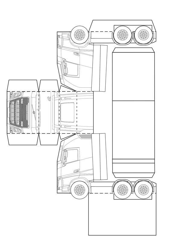 Kleurplaat Scania V8 Kids N Fun De 32 Ausmalbilder Von