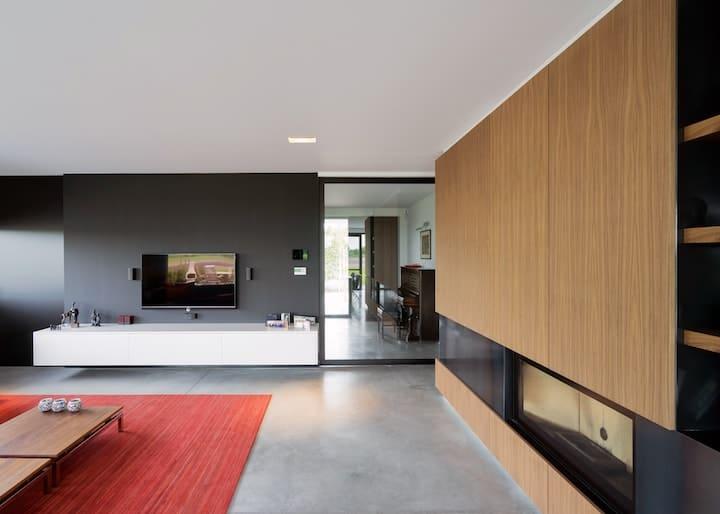 Betonvloer Woonkamer Prijs : Betonvloeren voordelen nadelen van de betonnen vloer advies